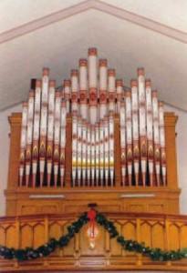 1886 Barckhoff at St. James Lutheran Church, Logansport, Indiana