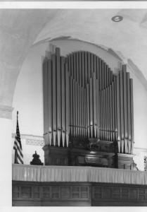 Lyon & Healy Organ, c. 1902 at First Baptist Church, Urbana, Illinois