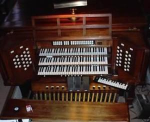 1925 Skinner Organ, Opus 521 at Wesley United Methodist Church, Urbana, Illinois