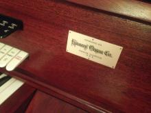 1926 Hinners Organ Company at Christ Temple Cathedral, Chicago, IL