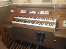 1962 Schaefer Organ at Chapel of the Mother House of the Sisters of the Third Order of St. Francis, East Peoria, IL