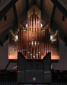 969 Schlicker Organ at Texas Lutheran University, Seguin, Texas