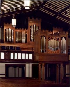 Buzard Opus 15 at First United Methodist Church, Park Ridge, Illinois