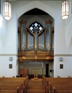 Buzard Opus 26 at St. Andrew's Episcopal Church, Denver, Colorado