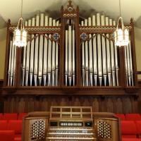 Buzard Opus 41-R at Trinity Lutheran Church, Sheboygan, WI