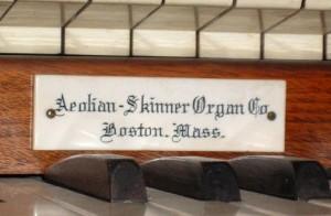 Aeolian Skinner Opus 1169 (1948) at Our Savior Lutheran Church, Whitefish Bay, Wisconsin