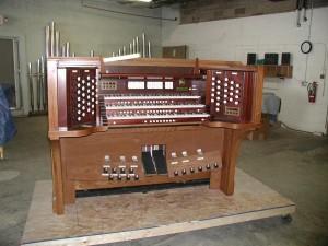 1978 Schantz / 2003 Buzard at St. Catharine of Sienna, Cincinnati, OH