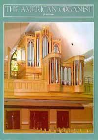 Buzard Opus 14 at Immanuel Lutheran Church, Wisconsin Rapids, Wisconsin
