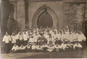 1922 Casavant Opus 940 at Grace Episcopal Church, Oak Park, IL