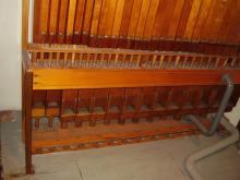 Gratian Pipe Organ at Fairbury United Methodist Church, Fairbury, IL