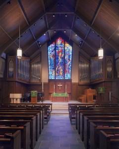 Opus 39 at Hayes Barton United Methodist Church, Raleigh, North Carolina
