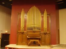 Hinners Organ Opus 2696 at Living Word Church, Roberts, IL