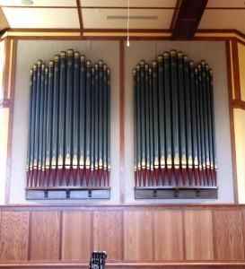1919 Hinners, Opus 2500 at Universalist Unitarian Church, Peoria, IL