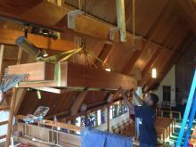 Noehren Pipe Organ at Holy Spirit Lutheran Church, Charleston, South Carolina