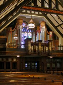 St. Bridget Buzard Organ