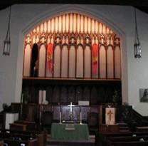 1928/1948 Austin Organ at Kenwood United Methodist Church, Milwaukee, Wisconsin