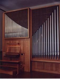 Buzard Opus 3 in Room 105-107 Smith Music Hall, University of Illinois at Urbana/Champaign, Urbana, Illinois
