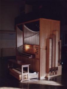 Buzard Opus 4 at St. Andrew's Lutheran Church (ELCA) Champaign, Illinois