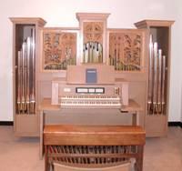 Möller Chapel Organ, Opus 9569 at St. Paul's Episcopal Church, Indianapolis, Indiana