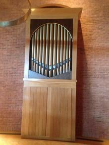 Buzard Opus 11 at Saint Matthew Roman Catholic Church, Champaign, Illinois