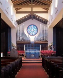 Buzard Opus 28 at St. James Church, Newport Beach, California