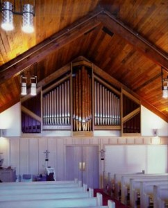 Buzard Opus 30 at Saint Bartholomew Episcopal Church, Estes Park, Colorado