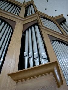 Buzard Opus 31 at St. Bede Catholic Church, Williamsburg, Virginia