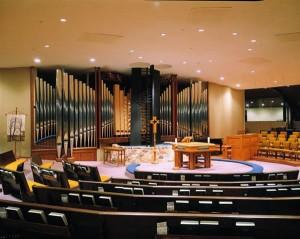 Buzard Opus 34 at Mount Pleasant Lutheran Church Racine, Wisconsin