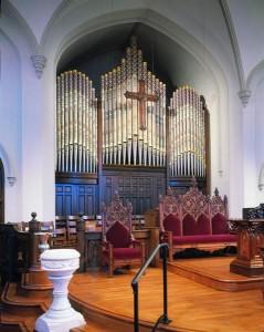 Kimball Buzard Opus 34R at First Presbyterian Church, Lexington, KY