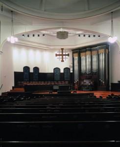 Buzard Opus 36 at King Avenue United Methodist Church Columbus, Ohio