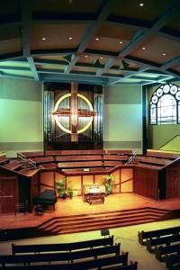 Buzard Opus 37 at Second Presbyterian Church Bloomington, Illinois