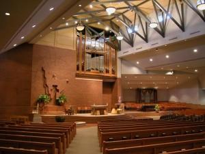 Buzard Opus 38 at Saint Mark the Evangelist Catholic Church San Antonio, Texas