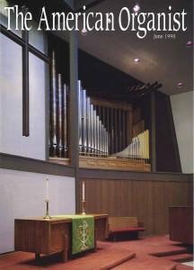 Buzard Opus 18 at First United Methodist Church, Bellevue, Washington