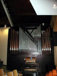 1967 E.F. Walcker Organ at Concordia Theological Seminary, Fort Wayne, Indiana