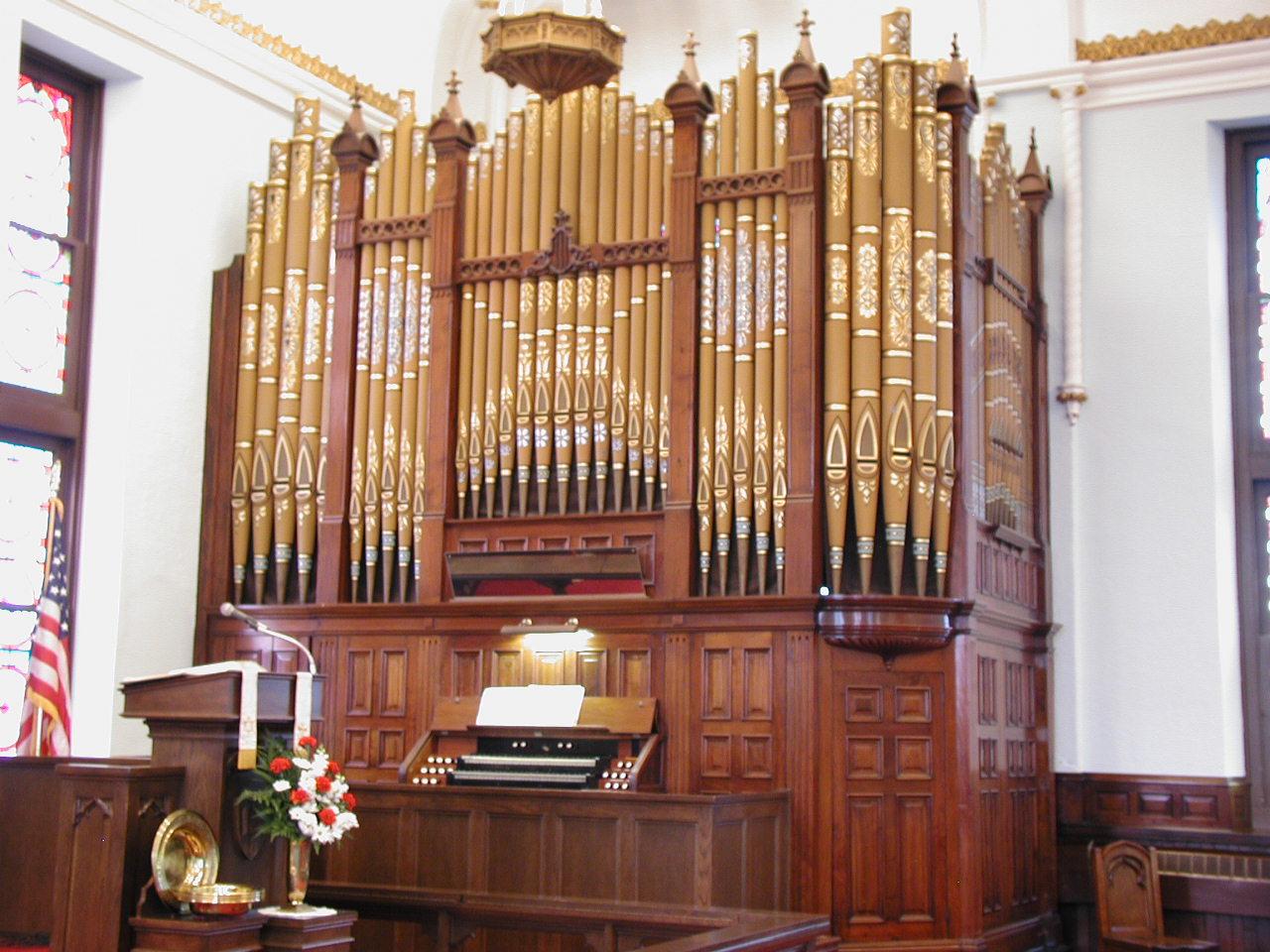 1886 FelgemakerFOR SALE - Buzard Organs