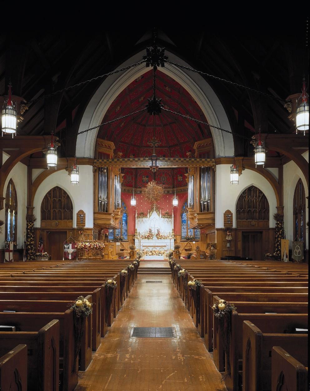 St. Bede's Episcopal Church | Episcopal Church in Atlanta ...