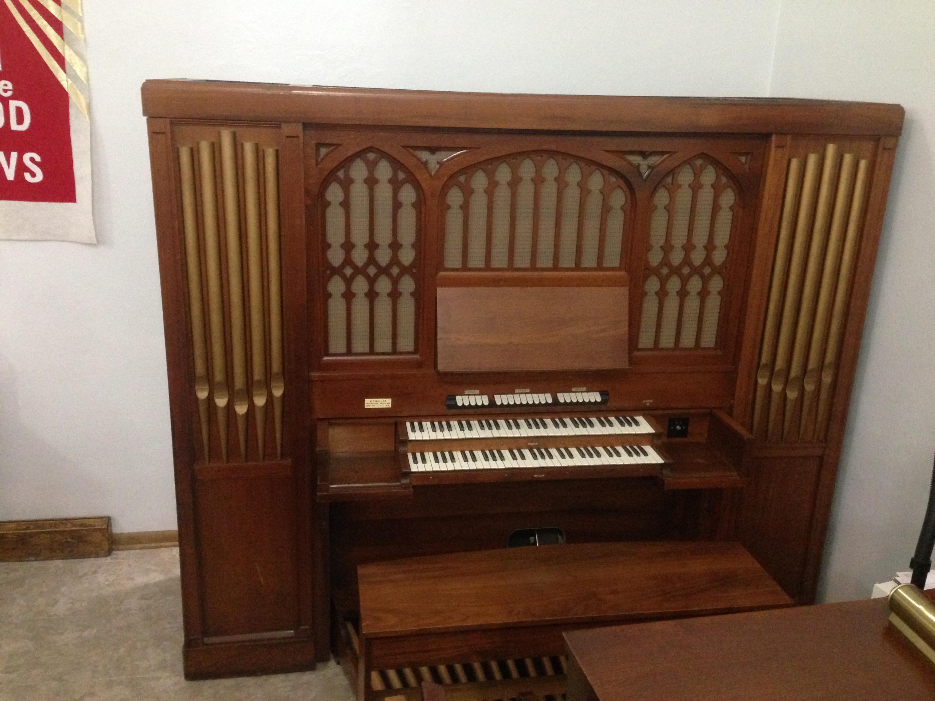 1932 Möller Artiste Opus 6474 FOR SALE - Buzard Organs